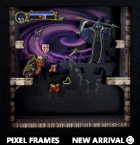 Pixel Frames