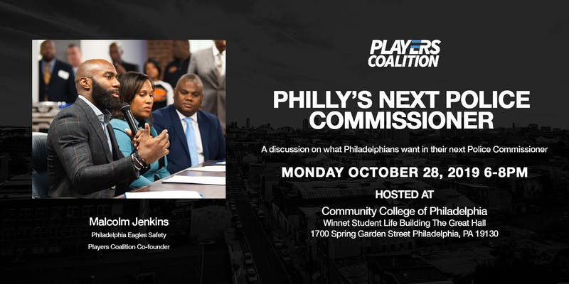 Policing  in Philly: What we want for next the  Police Commissioner