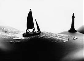 Sailboat Couple