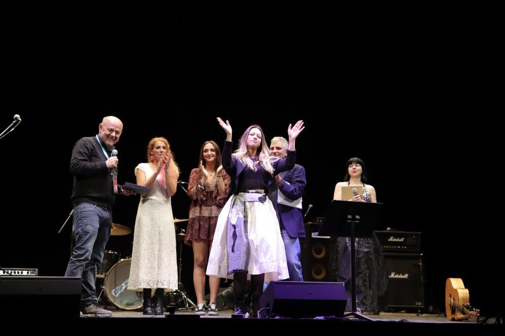 Daniela Pes, vincitrice Premio dei Premi