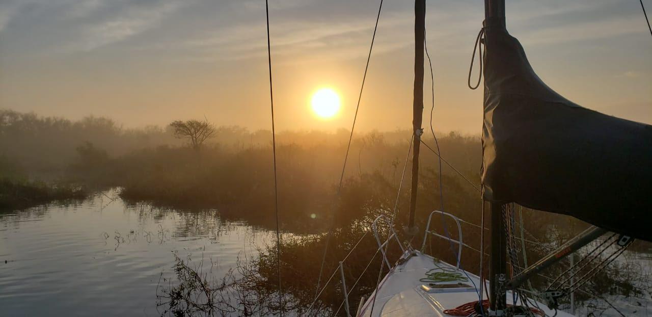 Edição do Janga Sail Talks Live segue navegada com os detalhes do extremo sul da Lagoa Mirim