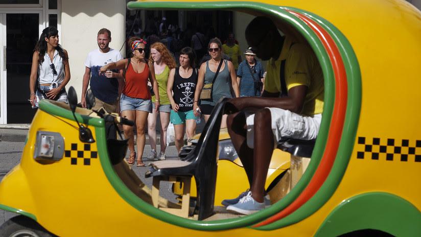 Se duplican las visitas turísticas de estadounidenses a Cuba pese a las sanciones de EE.UU.
