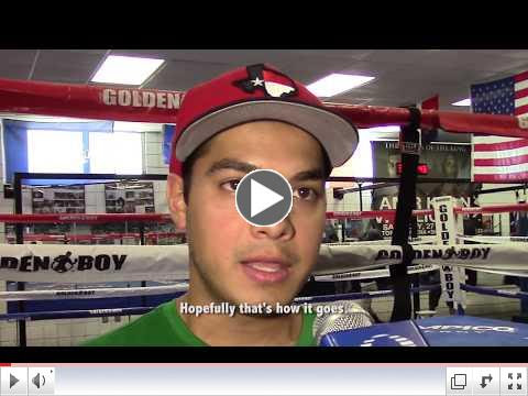 Omar Figueroa and Robert Guerrero Give Their Thoughts on Their Upcoming Showdown