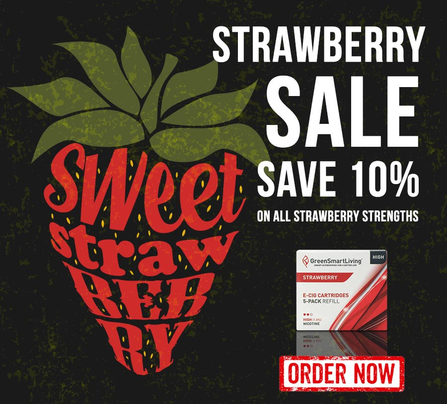 10% OFF on All GSL Strawberry.