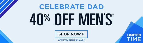 Shop FL2 Fathers Day Sale