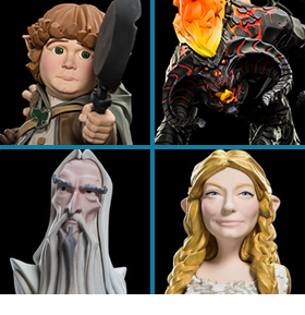 THE LORD OF THE RINGS MINI EPICS