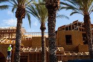More new homes were sold in July than in nearly a decade.