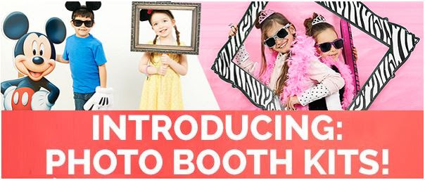 Buy Photo Booth Kits from Birthday Express