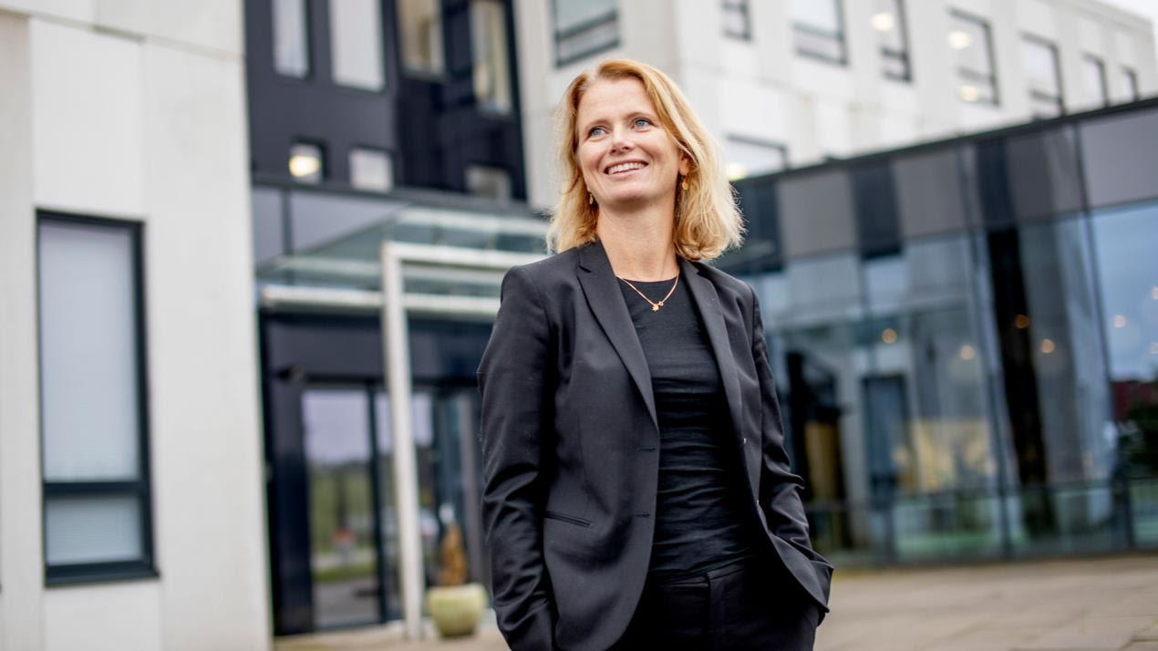 Hege Økland, CEO NCE Maritime Cleantech