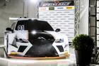 O carro versão 2018 da Sprint Race (Luciano Santos/SigCom)
