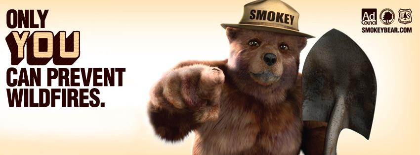 Smokey Bear PSA`s and help pre...