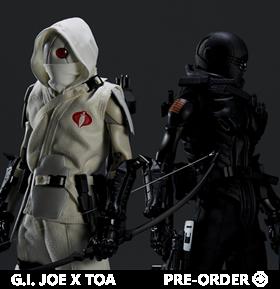 G.I. Joe x TOA Heavy Industries