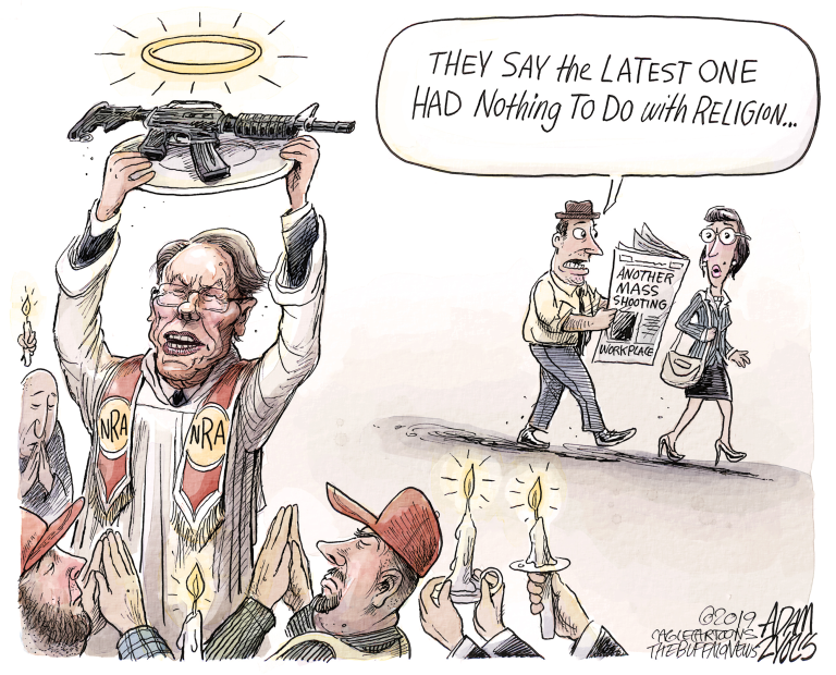 NRA, VIGIL, GUNS, MASS SHOOTING, SHOOTINGS, VIRGINIA BEACH, ASSAULT WEAPONS, SECOND AMENDMENT, WAYNE LAPIERRE