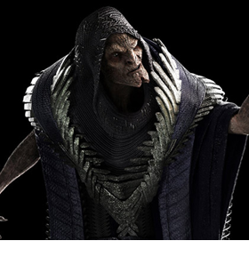 Zack Snyder's Justice League DeSaad 1/4 Scale Limited Edition Statue