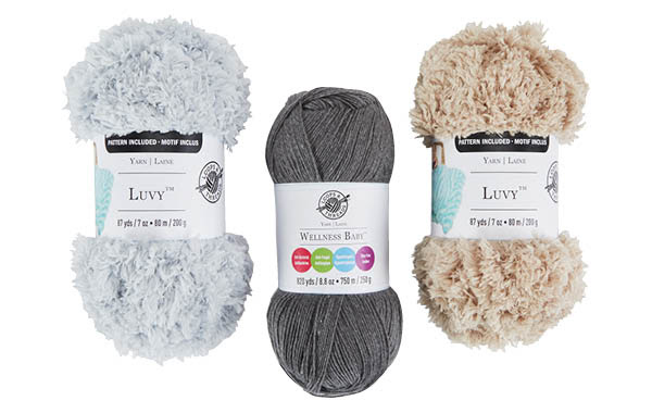 Luvy Yarn and Wellness Yarn