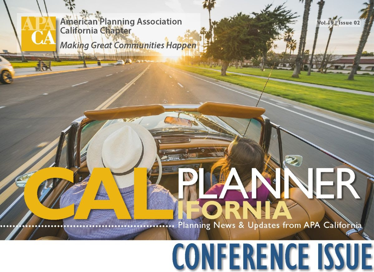 CalPlanner - 2019 Conference Issue