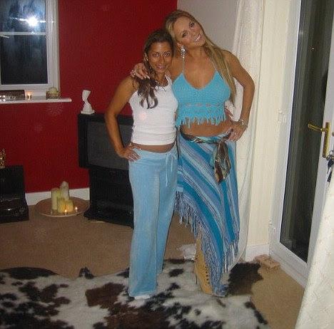 Mariah and Jasmine
