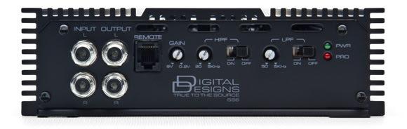DD SS6 Amplifier