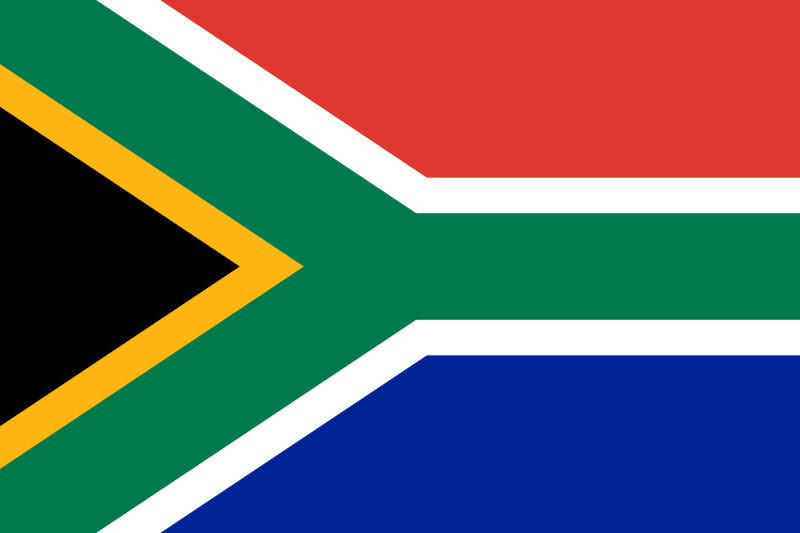 south african flag - Inpatient Alcohol Rehab Program