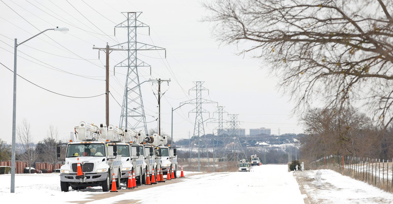 What Sweeping Power Outages in Texas Tell Us (and Don't Tell Us) About Its Electricity Market