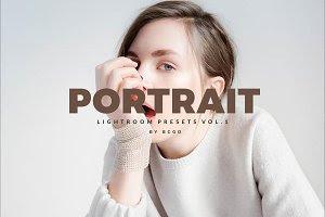 Portrait Lightroom Presets Vol.1