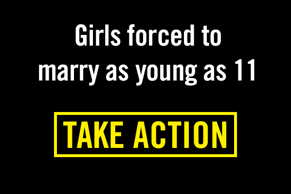 Write for Rights! Demand Burkina Faso end forced early marriage