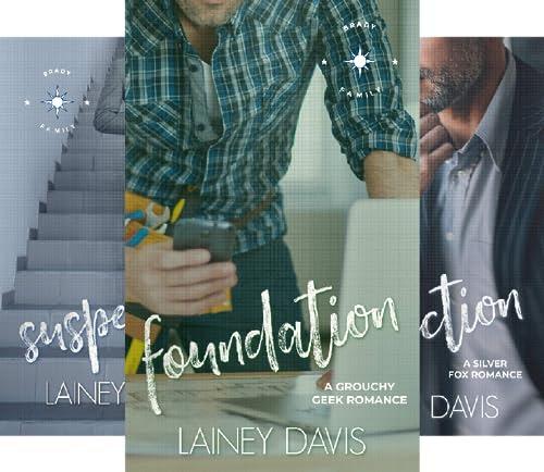 Cover for 'Foundation (Brady Family Book 1)'