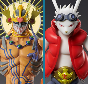 Summer Wars Super Action Statue