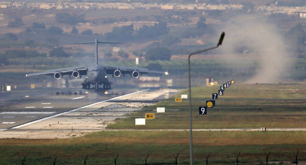BOMBSHELL Exposé: The U.S. Military Used Incilirk Air Base To Stage Failed Coup In Turkey