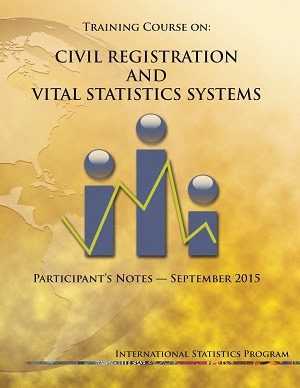CRVS Training Cover