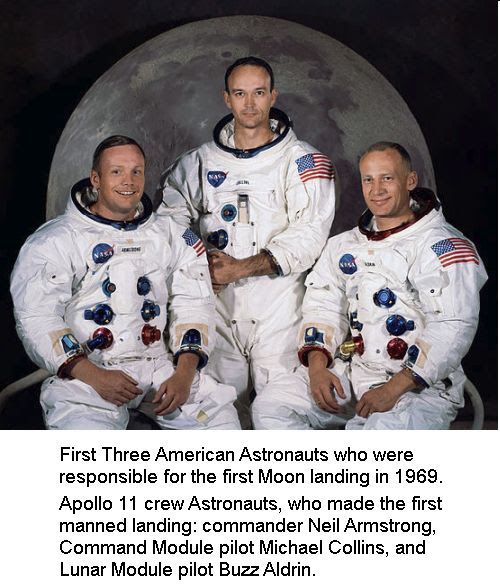 Apollo -11 Crew Astronauts