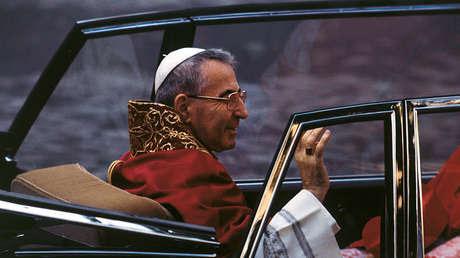 El difunto papa Juan Pablo I.