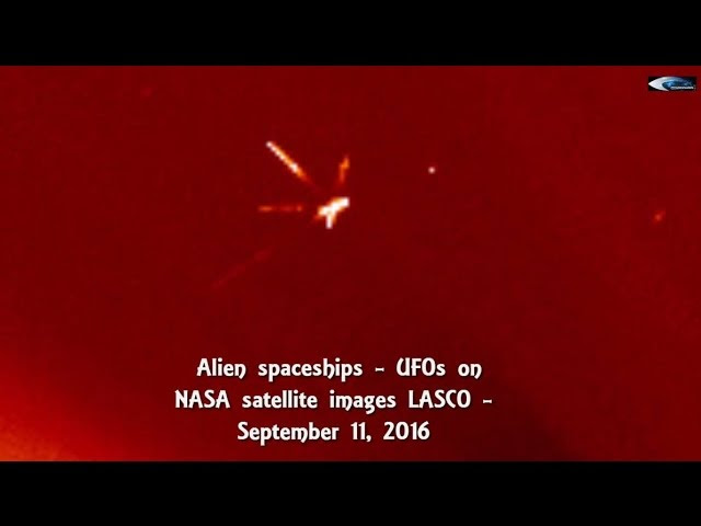 UFO News ~ Four Arm UFO Passes Near Earths Sun In NASA Photo and MORE Sddefault