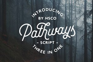 Pathways | 3 Styles + Bonuses