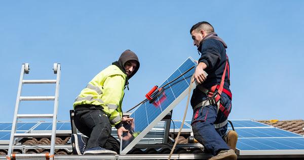 Photovoltaïque sur bâtiment: 405 nouveaux lauréats
