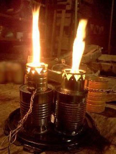 BioChar Stove Lantern