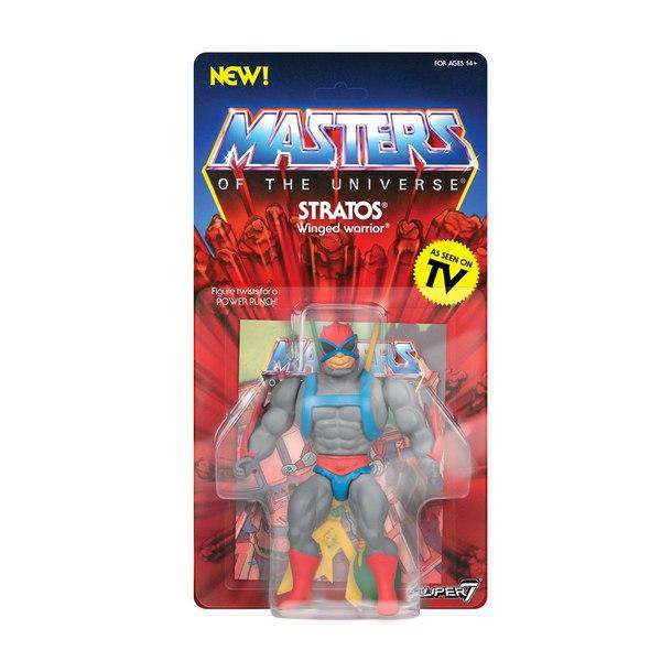 Image of Masters of the Universe Vintage Wave 4 Stratos