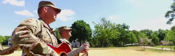 Hear The Six-String Soldiers Sing From The Heart