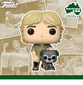 Pop! TV: The Crocodile Hunter - Steve Irwin w/ Sui