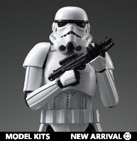 Star Wars Stormtrooper 1/12 Scale Model Kit