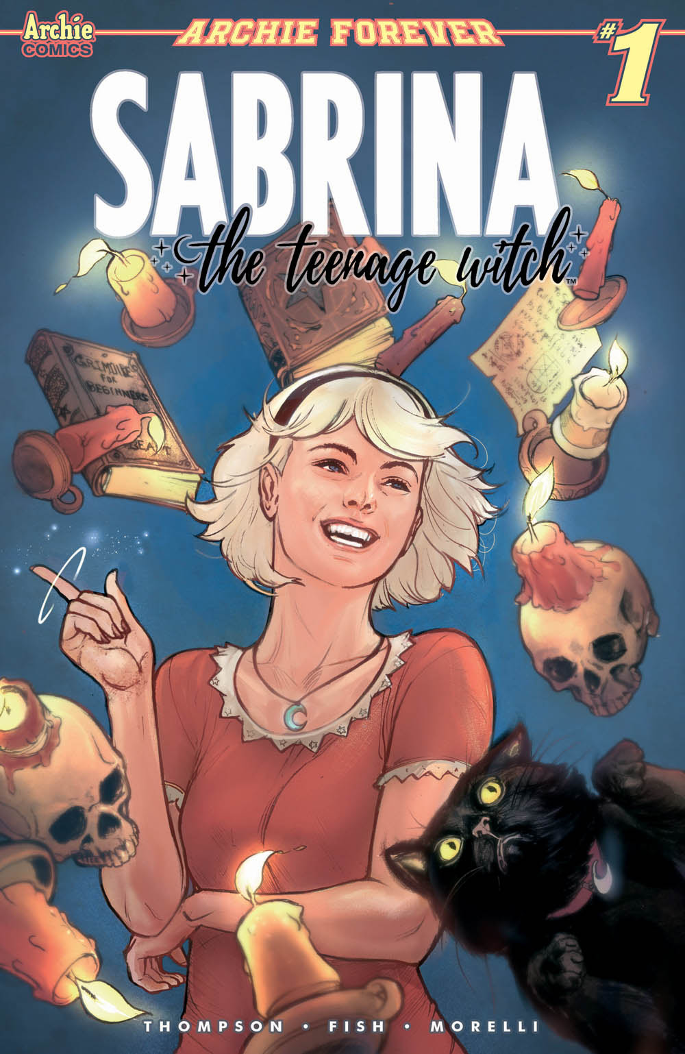 SABRINA THE TEENAGE WITCH #1: CVR D Ibanez