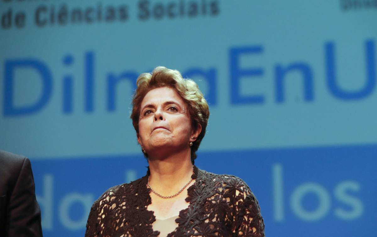 Rousseff, destituida