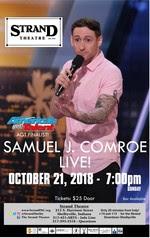 Samuel J Comroe Comedy SMALL