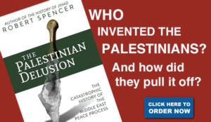 """The """"Palestinian people"""": the most colossal scam in the history of the world"""