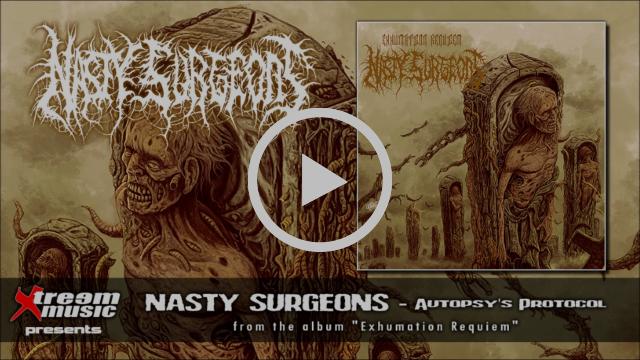 NASTY SURGEONS - Autopsy's Protocol [2017]