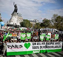 Avances contra el cambio climático