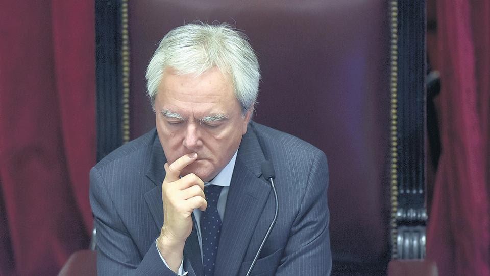 Cambiemos quiere tratar hoy la expulsión de CFK del Senado