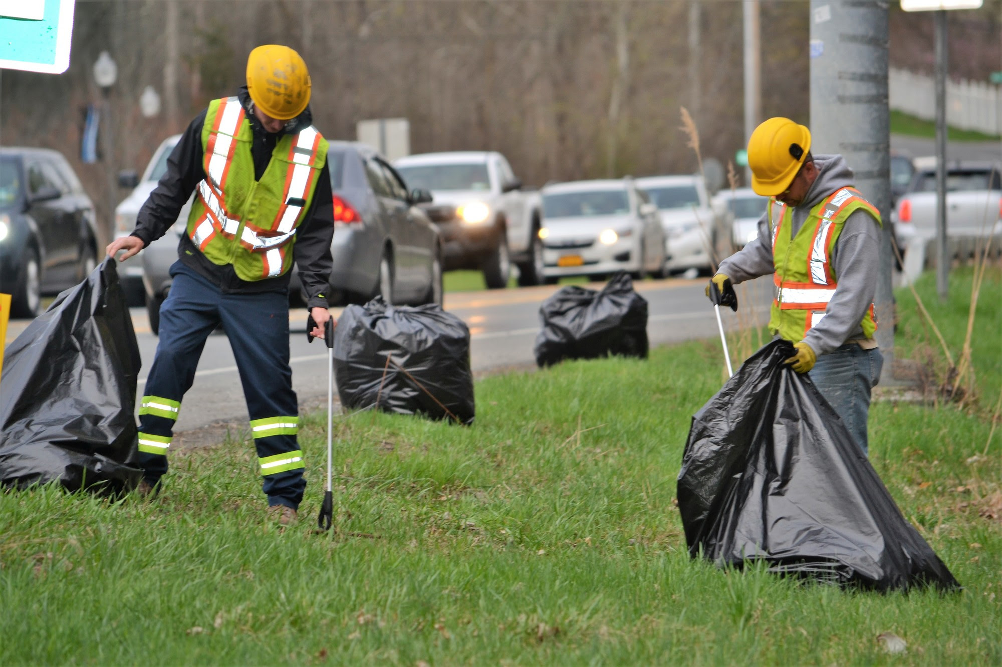 Earth Day Highway Cleanup