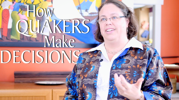 It's More Than Consensus: How Quakers Make Decisions