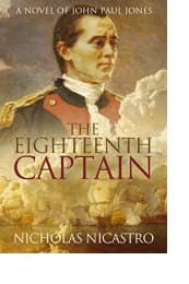 The Eighteenth Captain by Nicholas Nicastro